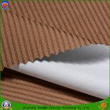 Capitonnage de polyester tissé par textile à la maison s'assemblant le tissu pour le rideau et le sofa