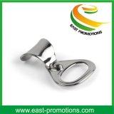 Apri di bottiglia promozionale del metallo con argento
