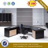 Form-grosse Größen-Executivschreibtisch-Melamin-Büro-Möbel (NS-NW185)