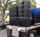 Vt4889 Big Outdoor Line Array, High Output Line Array System, PRO Audio, Neodymium Driver Speaker