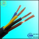 Câble de commande isolé par PVC de cuivre de conducteur avec le meilleur prix