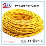 Elektrisches kabel-twisted- pairgroßhandelskabel für Licht