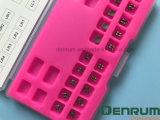 La fabbrica ISO/Ce/FDA di Denrum ha certificato la mini Roth parentesi graffa/parentesi di Monoblock MIM con Sandblasted