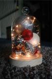 クリスマスの装飾のための高品質の試供品のクリスマスのガラス玉ライト