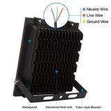 150W impermeabilizzano il proiettore della PANNOCCHIA LED