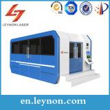 Machine de découpage duelle de fibre optique de laser de machine de découpage de laser de machine de découpage de laser de plaque à tuyaux