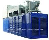 Gas-Generator-Sets des Behälter-20feet