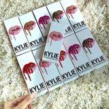 Kylie 입술 장비 립스틱 Kylie 입술 액체 광택이 없는 립스틱