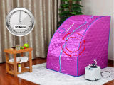 휴대용 가정 실내 접히는 Detox 정원 증기 Sauna 룸