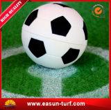 Erba sintetica del campo di football americano poco costoso cinese per gioco del calcio