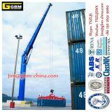 Elevador de levantamento de levantamento da carga do propagador do recipiente móvel do guindaste do porto o mundo