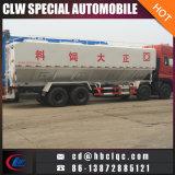 China 8X4 45m3 Bulk-Fodder camión de transporte de gran volumen de entrega