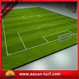 gras van het Gras van het Gebied van de Voetbal van het Voetbal van 50mm het Groene Beste Synthetische Kunstmatige