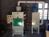 クローラータイプ自動サンドブラスティング機械