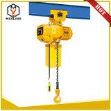 Type à télécommande de Hhbb d'araignée mini Hgs élévateur à chaînes électrique de 500kg en meilleure vente