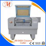 Гравировальный станок кокоса лазера СО2 для плодоовощ гайки (JM-640H-CC1)