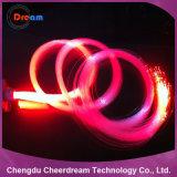 1,0 mm PMMA End Glow Fibre optique en plastique