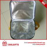 Bolso aislado promocional del refrigerador del almuerzo de la manera, bolso de hielo al aire libre