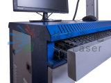 わずかなシミのためのファイバーレーザーの彫版かマーキング機械