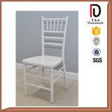 高品質食事のための標準的な金の白いブナの森のTiffany Chiavariの椅子(BR-C095)
