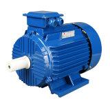 Motor eléctrico asíncrono trifásico de la serie de Y2-250m-4 55kw 75HP 1480rpm Y2