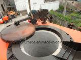 استقراء [ملت فورنس] لأنّ فولاذ ركاز في الصين