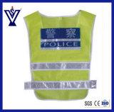Veste reflexiva do tráfego elevado da segurança da visibilidade (SYSG-121)