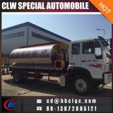 Propagador inteligente do asfalto do caminhão de petroleiro do betume de Xinhuanghe 9mt 10mt