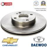 Автомобильные части тормозной диск тормозной ротор для Chevrolet / Daewoo