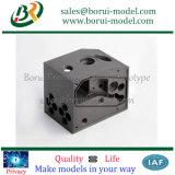 CNC bearbeitete Block kundenspezifischen CNC maschinell, der Ersatzteile maschinell bearbeitet