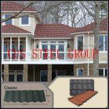 Плитки плиток крыши металла классицистического камня Terrabella плитки крыши металла Coated/толя металла красного классицистического камня Terracotta качества Coated
