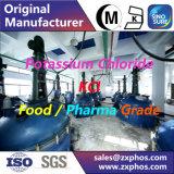 Rang van het Voedsel van het Chloride van het Kalium van het Substituut van de lijst de Zoute