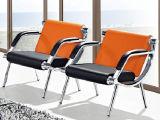 단순한 설계 좋은 품질 사무실 소파 주식 1+1+3에 있는 공중 의자 갯솜 소파 A01#