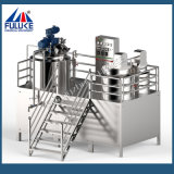 """Fuluke Shampoo, Lotion, Facial Cream Making Machine Vacuum Emulsifying Mixer Machine, Cosmetic Manufacturing Equipment""(English)"