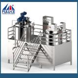 Fuluke Shampoo, Loção, Máquina de confecção de creme facial Máquina de mistura emulsionante a vácuo, Equipamento de fabricação de cosméticos