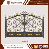 장식적인 색깔 힘 입히는 금속 알루미늄 정원 문 또는 차도 문