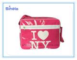 لون قرنفل لون يحبّ أنا [ني] جلد سفر حقيبة