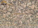 Mattonelle dorate brasiliane del granito di colore giallo del granito di Giallo Fiorito