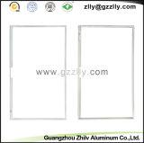 Blocco per grafici di alluminio dorato degli accessori TV di profilo per materiale da costruzione