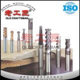 Механический инструмент Endmill сплава цементированного карбида вольфрама трудный для вырезывания