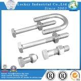 ASTM A490 strukturelle Schraube, legierter Stahl, wärmebehandelt, Standard-Schraube der minimalen Dehnfestigkeit-150ksi