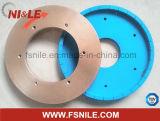 Diamante de pulido de pulido del enlace del metal que ajusta la rueda para de cerámica