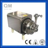 Pompe centrifuge sanitaire en acier inoxydable Ss304 pour la qualité alimentaire