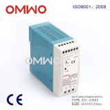 Wxe-60mdr 5V 12V 15V 24V DIN Rail Switching Power Supply