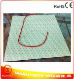 220V 500W 400*400*1.5mm Silikon-Gummi-Heizung für Drucker 3D