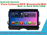 Carro Android DVD do sistema GPS para Toyota Reiz tela de toque de 10.1 polegadas com Bluetooth/WiFi/TV/MP4