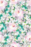 Blumenmuster für Digital-Drucken-Silk CDC-Gewebe