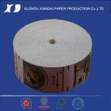 Publicité à long terme de Rolls de papier thermosensible d'image de Philippines de papier thermosensible en roulis de papier thermosensible