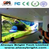 P6 colore completo dell'interno LED che fa pubblicità allo schermo di visualizzazione