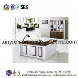Офисная мебель меламина стола MDF цены по прейскуранту завода-изготовителя Китая (D1624#)